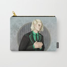 A Study In Green Carry-All Pouch