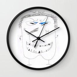 That germ! Wall Clock