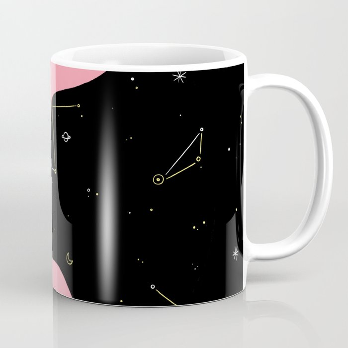 Space Coffee Coffee Mug