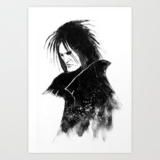 Lord of Dreams Art Print