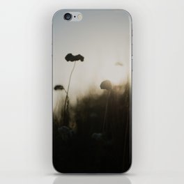 silhouetted ... iPhone Skin