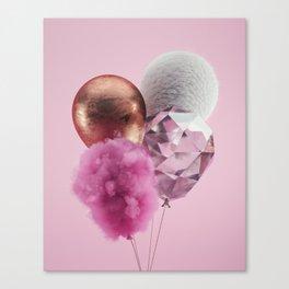 Baloons #4 Canvas Print