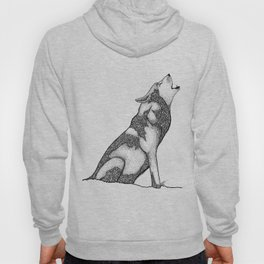 The wolf of Many Hoody