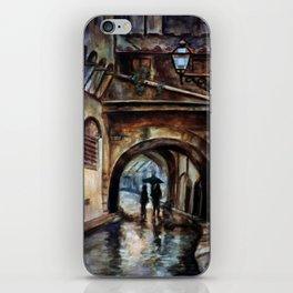 Alleywalkers iPhone Skin