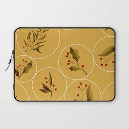 Cozy Baubles #society6 #xmas Laptop Sleeve