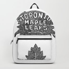 Ice Hockey Team - Maple Leafs Backpack