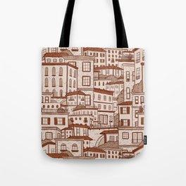 Urbana Terra Cotta Tote Bag