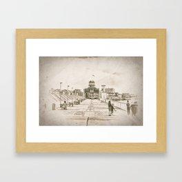 Zuiderterras Framed Art Print