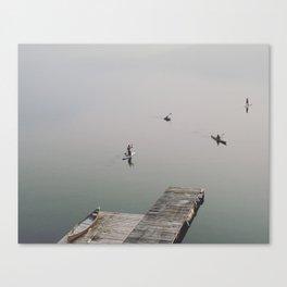 Sechelt Canvas Print
