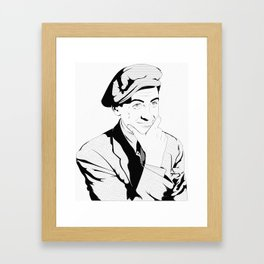 Jimmy Stewart Framed Art Print