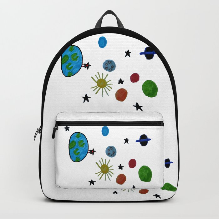 Space Patric Backpack