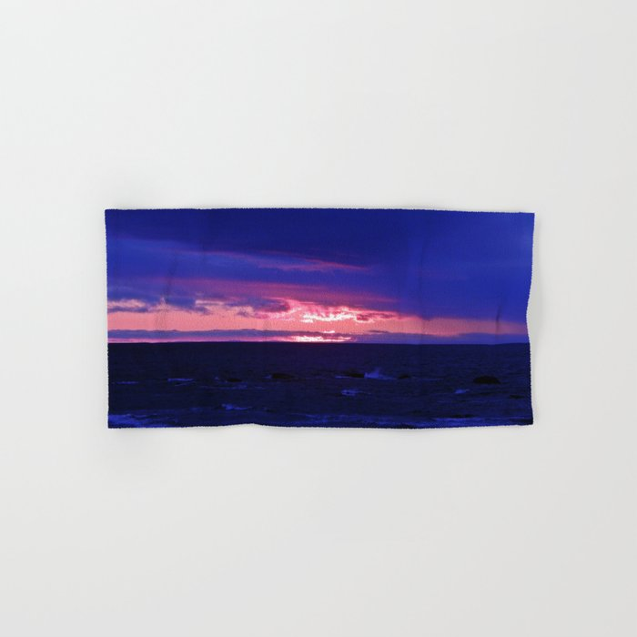 Purple Twilight Hand & Bath Towel