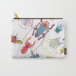 Stitches: Bugs Carry-All Pouch