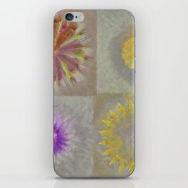 Anticapitalistically Combination Flower  ID:16165-030023-59450 iPhone Skin