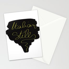 Italiano Stationery Cards