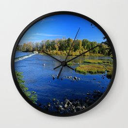 Mary Jane Thurston State Park Wall Clock