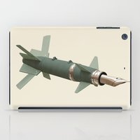 writing iPad Cases featuring sky writing by Nicholas Ely