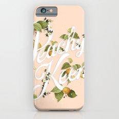 Peachy Keen : Peach Slim Case iPhone 6s