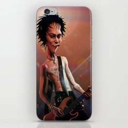 Sid Vicious iPhone Skin