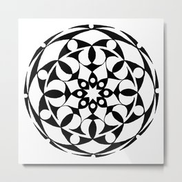 Celtic Design I Metal Print