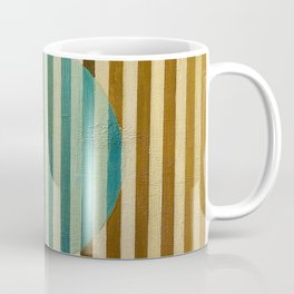 """Sentered"" Coffee Mug"