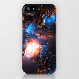 HURJA iPhone Case