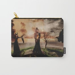 Queens of Darkness Megaposter Carry-All Pouch