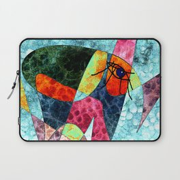 The laughing horse Laptop Sleeve