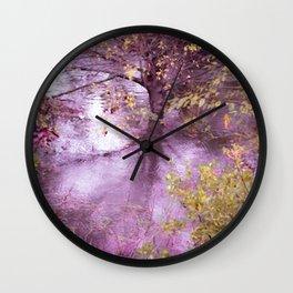 Swelling Creek Wall Clock