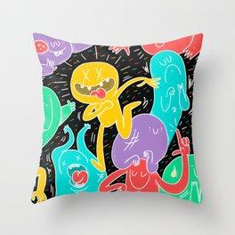FESTIN Throw Pillow