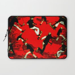 Scooter Mania - Stunt Scooter Fun Laptop Sleeve