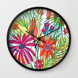 G.D.Flowers: Some Flowers, Dammit! Wall Clock