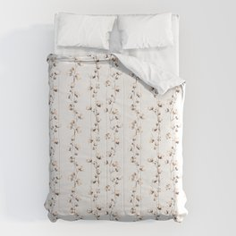 cotton branches Comforters