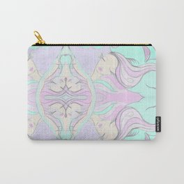 I like to day dream while I Yoga Carry-All Pouch