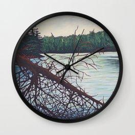 Raven Lake, Algonquin Park Wall Clock