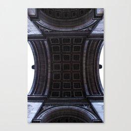 Arch de Triumph Canvas Print