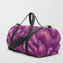 Funky Alien Brain 1B Duffle Bag