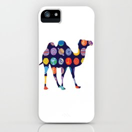 Camel 53 iPhone Case