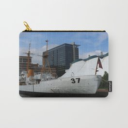 Coast Guard Cutter Taney Baltimore Harbor Carry-All Pouch