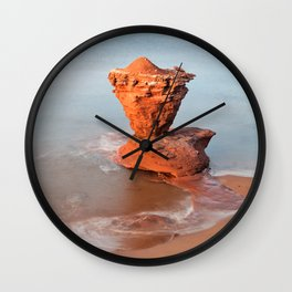 Teapot Rock Wall Clock