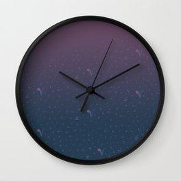 arabic tashkeel grediant Wall Clock