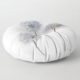 Dandelion 2 Floor Pillow