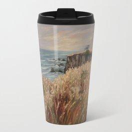 Wild coast of Croisic Travel Mug