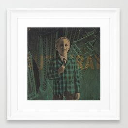 Autocrat Framed Art Print
