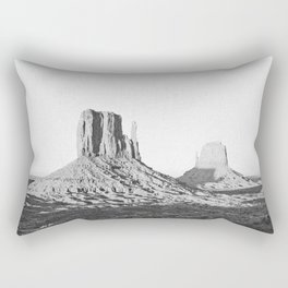 MONUMENT VALLEY / Utah Desert Rectangular Pillow