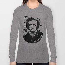 Edgar Allen Poe Long Sleeve T-shirt