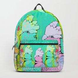 Springtime Galahs Backpack