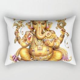 Ganesha - Hindu Rectangular Pillow