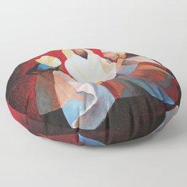 We Three Kıngs Floor Pillow