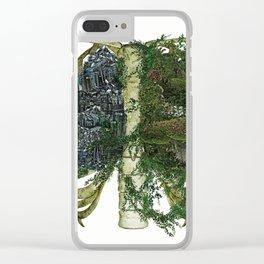 Take a Breath Clear iPhone Case